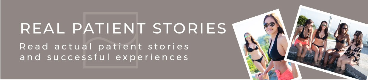 Real patient stories Read actual patient stories and successful experiences