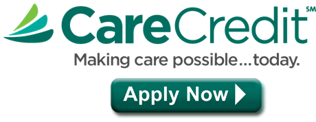 Care Credit Logo With Apply Now Action Button