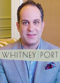 """Dr Gabbay image with text overlay reading """"whitney port"""""""