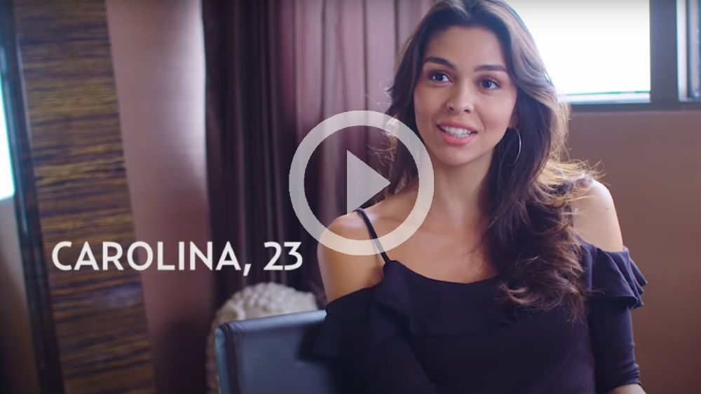 Carolina Breast Aug Journey with Dr Gabbay Video